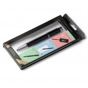 Kugelschreiber, Powerbank und Stylus